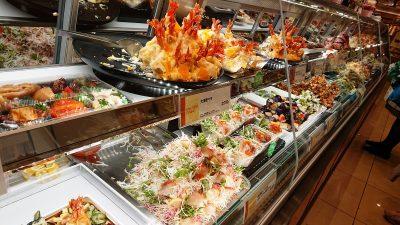 ショーケースのお惣菜|柿安 ラゾーナ川崎プラザ店
