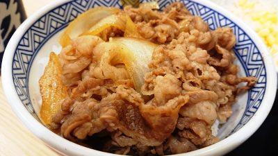 牛丼(並)|吉野家 1号線川崎遠藤町店