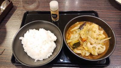 ベジタブルスープカレー|CoCo壱番屋 JR鹿島田駅前店
