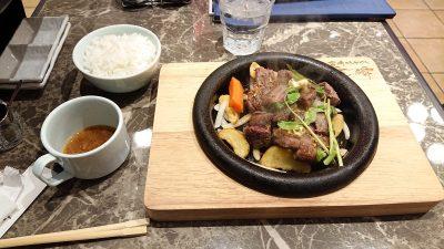 霧峰牛食べ比べ 宮崎ステーキハウス 霧峰 蒲田店