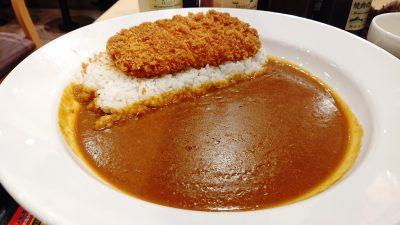 ロースかつカレー|マイカリー食堂 武蔵小杉店(松屋併設)