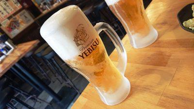 生ビール|八郎酒場 本店