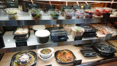棚の料理|DELI Katy Market(新川崎)