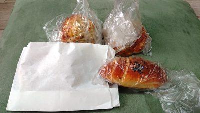 テイクアウトのパン|ブレッドキャンプふくふく