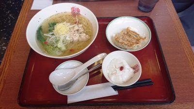 本日のおすすめ麺セット|双喜亭 川崎西口店