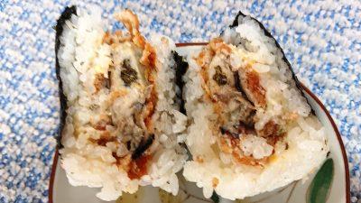 タルタルかきフライ(断面)|コジマライス(平間)