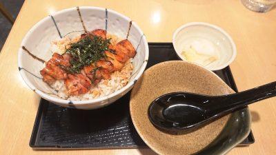 焼き鳥丼|炭火焼鳥 鶏治