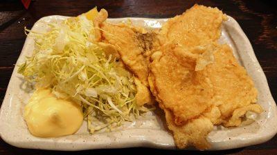 マグロの唐揚げ|まぐろ料理 まんや(新川崎・鹿島田)