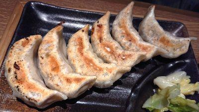 餃子(アップ)|肉汁餃子製作所 ダンダダン酒場 新川崎店
