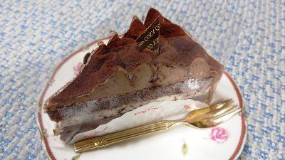 さくさく食感のチョコレートケーキ|銀座コージーコーナー マルエツ鹿島田