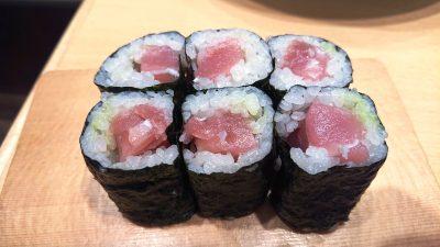 鉄華巻き|板前が握る寿司 ななつぼ 鹿島田店