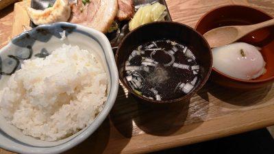 ご飯・スープ・温泉玉子|肉汁餃子製作所 ダンダダン酒場 新川崎店