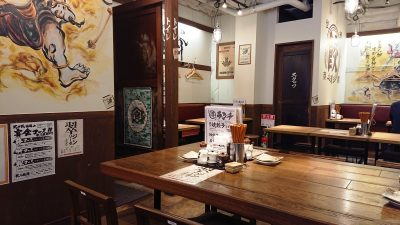 店舗内観|肉汁餃子製作所 ダンダダン酒場 新川崎店