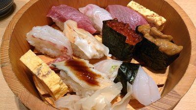 ぜいたくランチ|板前が握る寿司 ななつぼ 鹿島田店