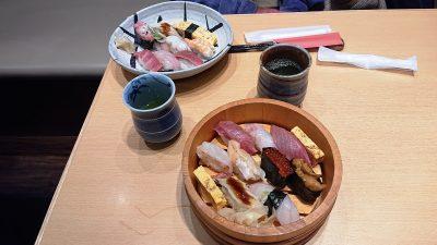 ディナーにランチを!?|板前が握る寿司 ななつぼ 鹿島田店