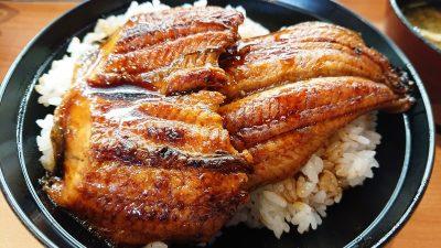 特上うな丼|くら寿司