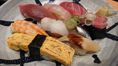 サービスランチ|板前が握る寿司 ななつぼ 鹿島田店