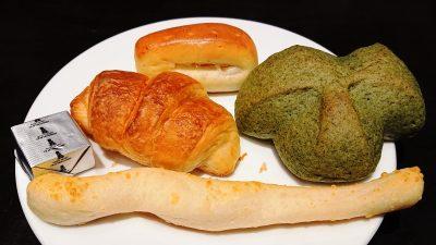 焼き立てパン・その1|BISTRO309 ラゾーナ川崎店