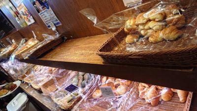 棚の焼き立てパン|BISTRO309 ラゾーナ川崎店