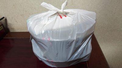 デリバリーの袋 まくり家 川崎店