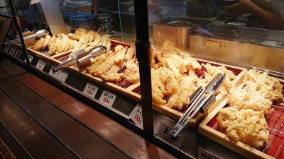 天ぷらいろいろ 丸亀製麺
