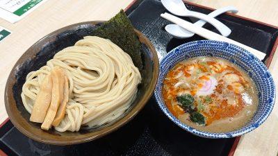 担々つけ麺|舎鈴 グランツリー武蔵小杉店