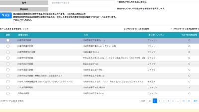 Web予約可能な会場|新型コロナワクチン接種予約(川崎市)