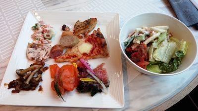 ビュッフェ1:サラダなど|TERRACE and TABLE(ホテルメトロポリタン川崎)