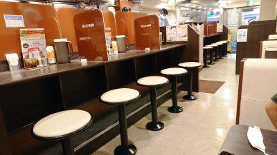 店舗内観|カレーハウスCoCo壱番屋 JR鹿島田駅前店