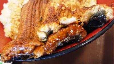 特うな丼(ご飯)|すき家