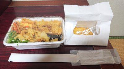 うどん弁当&天ぷら|丸亀製麺 武蔵小杉店