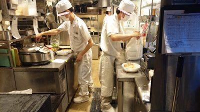 厨房 丸亀製麺 武蔵小杉店