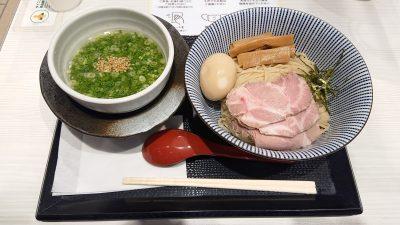 鯛塩ねぎつけ麺|鯛塩そば 灯花 ラゾーナ川崎プラザ店