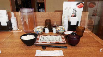 定食セット|博多天ぷら やまみ JR川崎タワー店