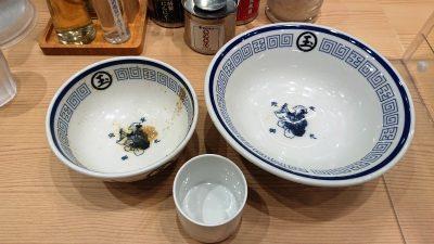 完食! 玉 JR川崎タワー店