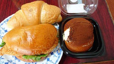 パン3種|石窯焼きたてパン工房