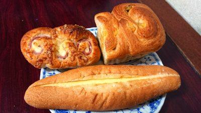 パン3種|神戸屋キッチン エクスプレス アトレ川崎店
