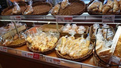 棚のパン|石窯焼きたてパン工房