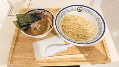 特製つけ麺|らーめん 玉 大阪梅田店